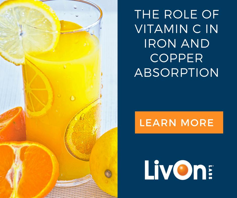 Iron-Copper-Absorption-LivOn-Labs