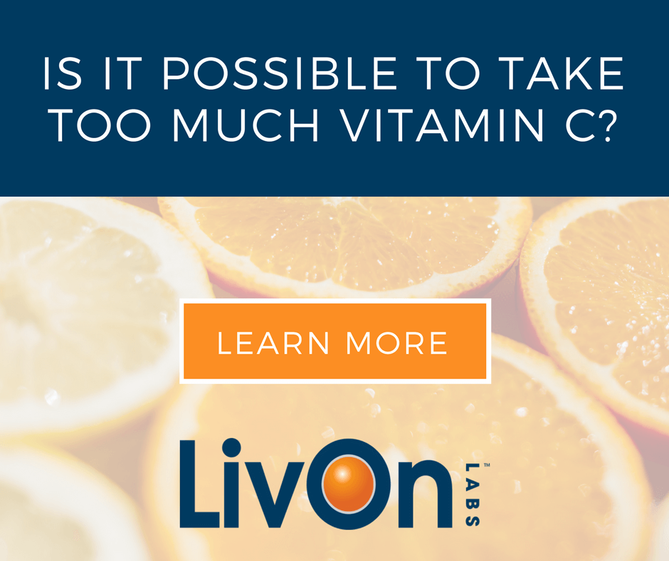 Vitamin-C-Intake-LivOn-Labs