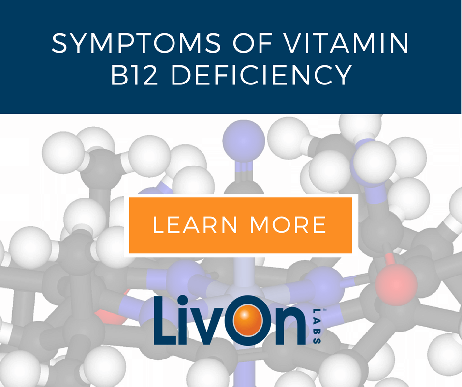 Vitamin-B12-Deficiency-LivOn-Labs
