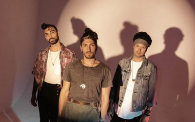 Magic Giant band photo