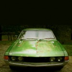 oxidative stress on a car