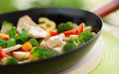 Chicken and Vegetable Stir Fry may be an effective cooking method to protect vitamin c from destruction